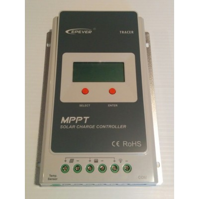 CONTR0LLEUR MPPT EPEVER A TRACER 40 AMPS